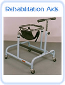 Rehabilitation Aids/Walkers / Rollator/Walker, Infant