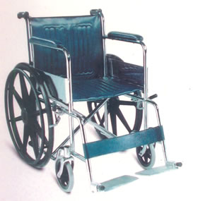 Rehabilitation Aids Wheelchairs Fix Arm Rest Swing Away